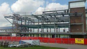 Wetherby redevelopment, Millennium Stand